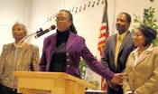 Program celebrates life of Harriet TubmanEvent presented by the Harriet Tubman Organization