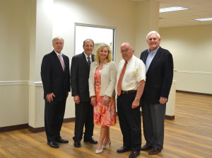 Medical pavilion set to open May 12