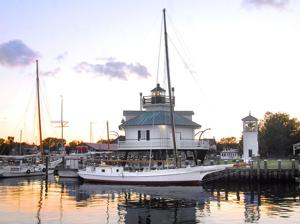 Historic skipjack relaunched on Saturday