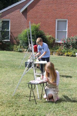 St. Michaels Art League hosts free Children's Art Day