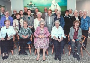 Cambridge Class of 1949 gathers for reunion