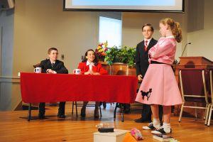Lighthouse Christian Academy's History Faire