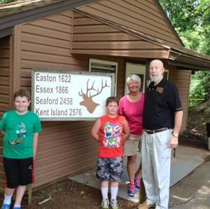 Local children attend Elks Camp Barrett