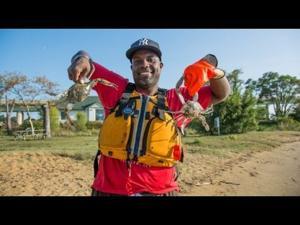 Maryland's Flying Fisherman - Langston Majette
