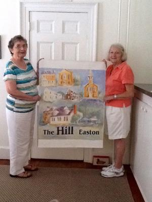 Talbot County Women's Club given banner
