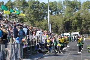 Queen Anne's County High School Homecoming Game
