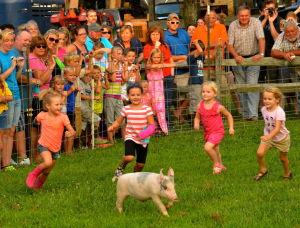 Caroline-Dorchester Fair opens tonight