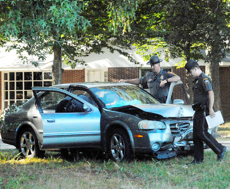 Car Accident Cambridge Md