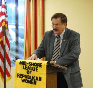 Colburn addresses MSLRW