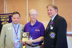 Easton Lions Club earns two awards