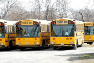 Talbot school bus contract declined