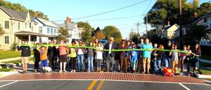 Cambridge celebrates completion of gateway project