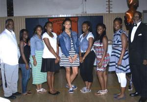 Ladies of Change attend Lockerman celebration
