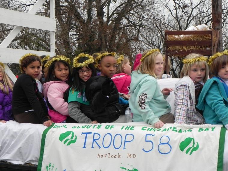 Hurlock Girl Scout Troop 58