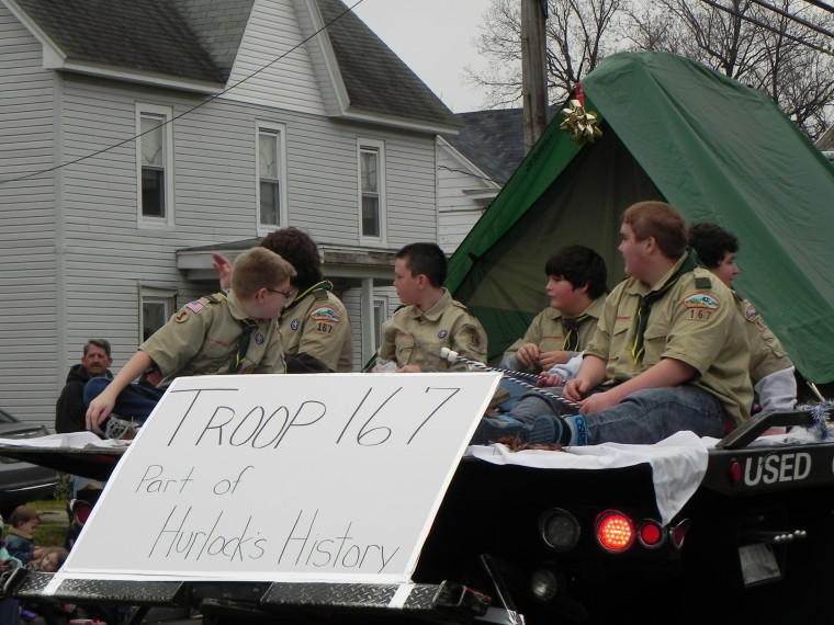 Troop 167