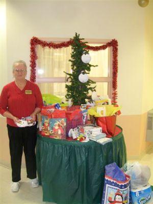 Grasonville Senior Center gives back to community
