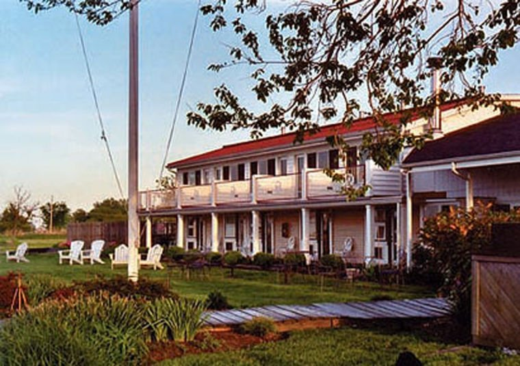 Tilghman Island Inn