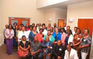 Moton High School Class of 1964 celebrates their 50 year reunion