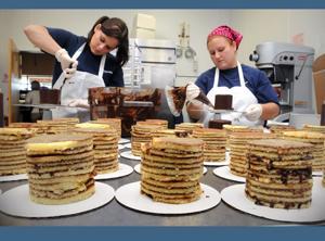 Smith Island Cake Giant
