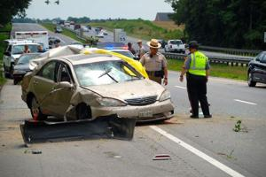 Rt. 50 accident