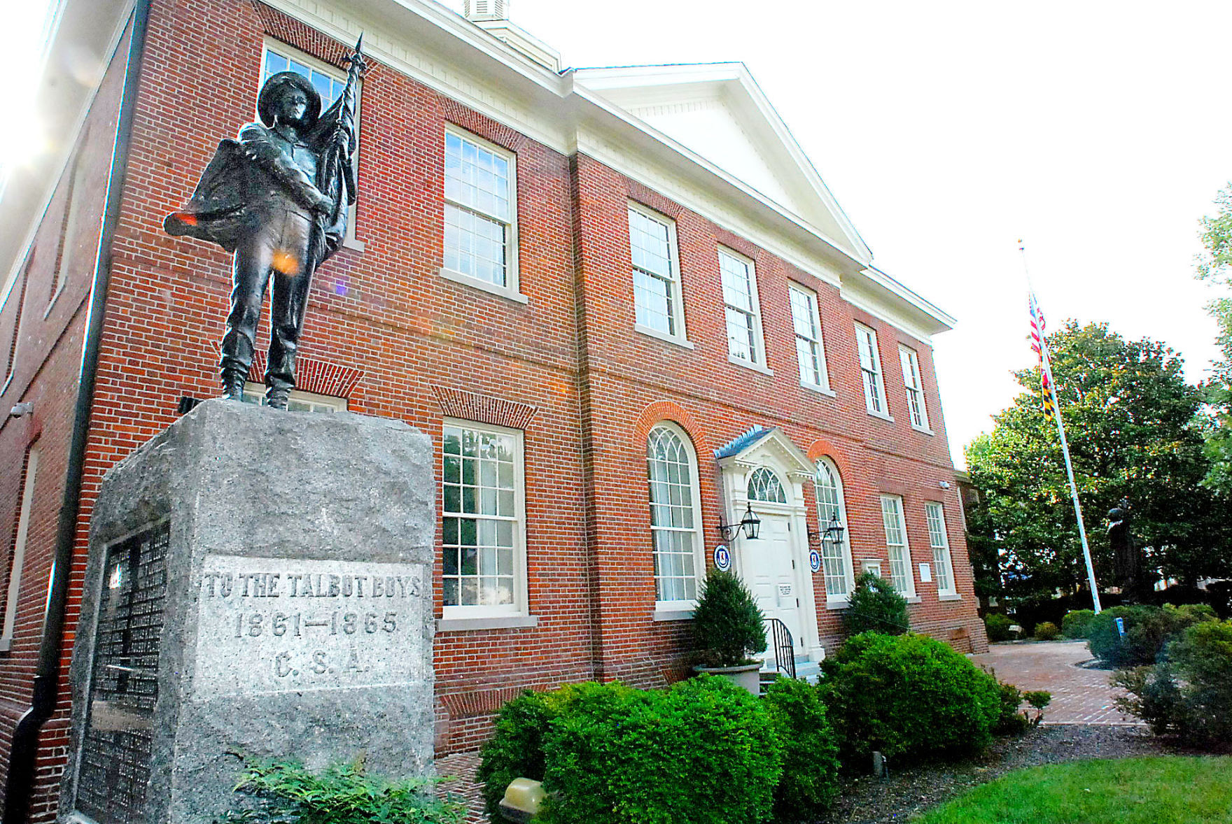 Council to decide on 'Talbot Boys' monument Nov. 24