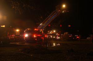 Fire on Little Lots Road