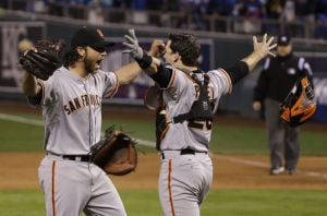 Bumgarner a throwback to pre-pitch count era