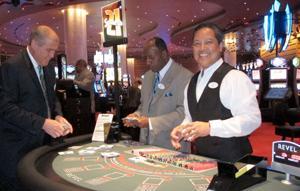Casino Report Card