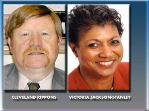 CLEVELAND RIPPONS, VICTORIA JACKSON-STANLEY