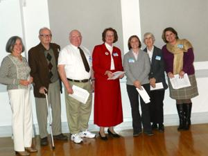 Winners Circle Reception