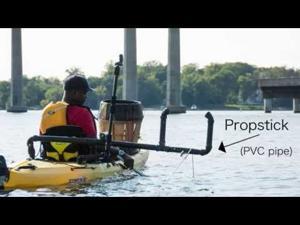 Kayak Crabbing Explained