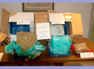 Police: Largest drug bust ever in Dorchester County