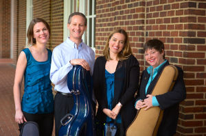 Christ Church of Easton to present Serafin String Quartet