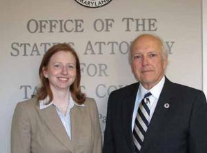 Assistant state's attorney sworn in