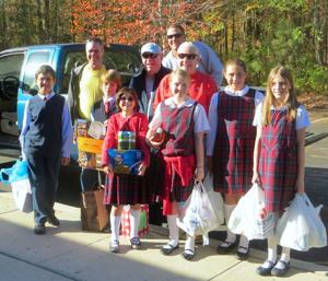 LCA supports Feed-A-Family program