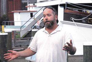 Skipjack Rosie Parks readies for launch