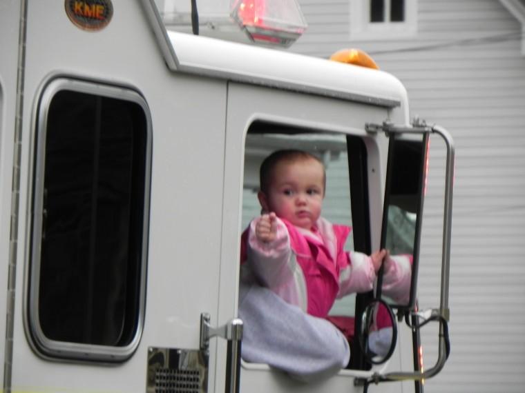 Future firefighter?