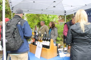 Winefest at St. Michaels continues Sunday