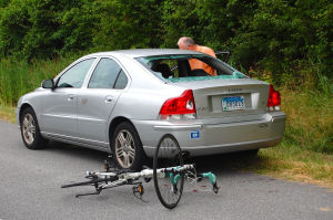 Mcgreevey Car Accident