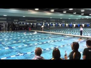 Class 3A:2A:1A East Region Swim Meet