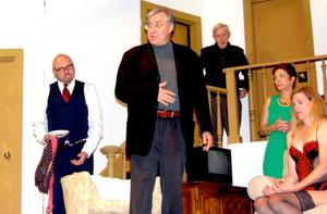 'Noises Off' to continue at CHT