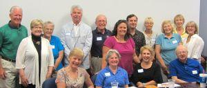 CASA volunteers learn about Alternative Response