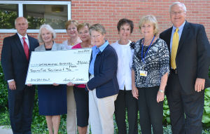 Auxiliary makes pledge to annual Shore Regional Health golf invitational