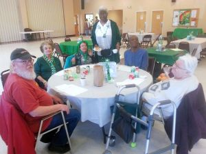 St. Patrick's Day celebrated at DCS