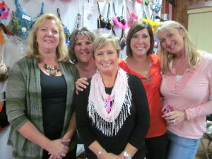 Bras for a Cause raises funds for Hospice of Queen Anne's