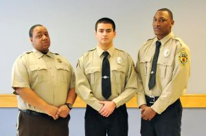 Local men graduate from Eastern Shore Criminal Justice Academy