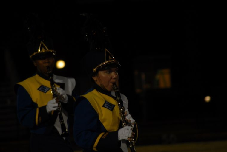 Cambridge-South Dorchester marching band
