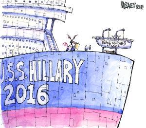 Hillary - The Star Democrat - Easton, Maryland: Cartoons
