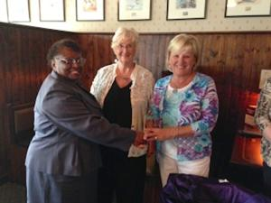 TCRSPA honors Palmer at annual luncheon