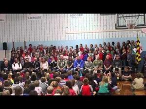 Veterans Day song by Bayside Elementary School